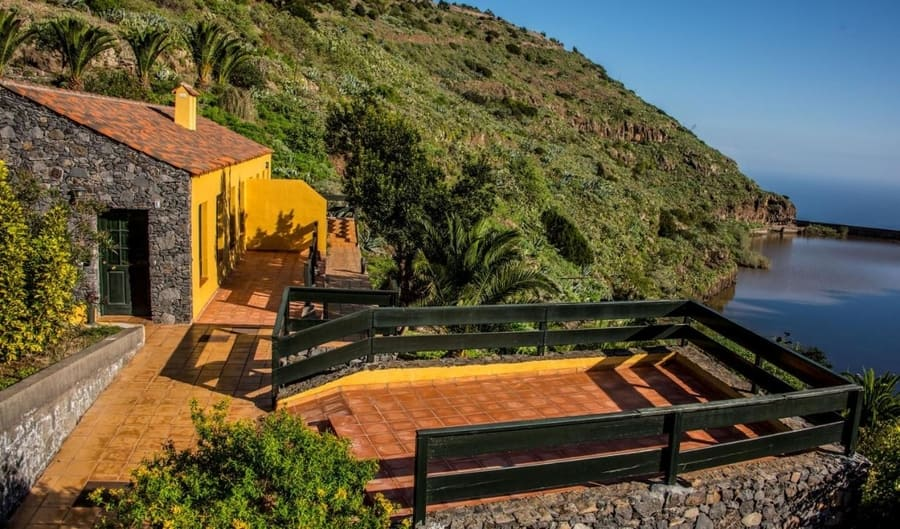 Las Casas del Chorro, casas rurales gomera islas canarias