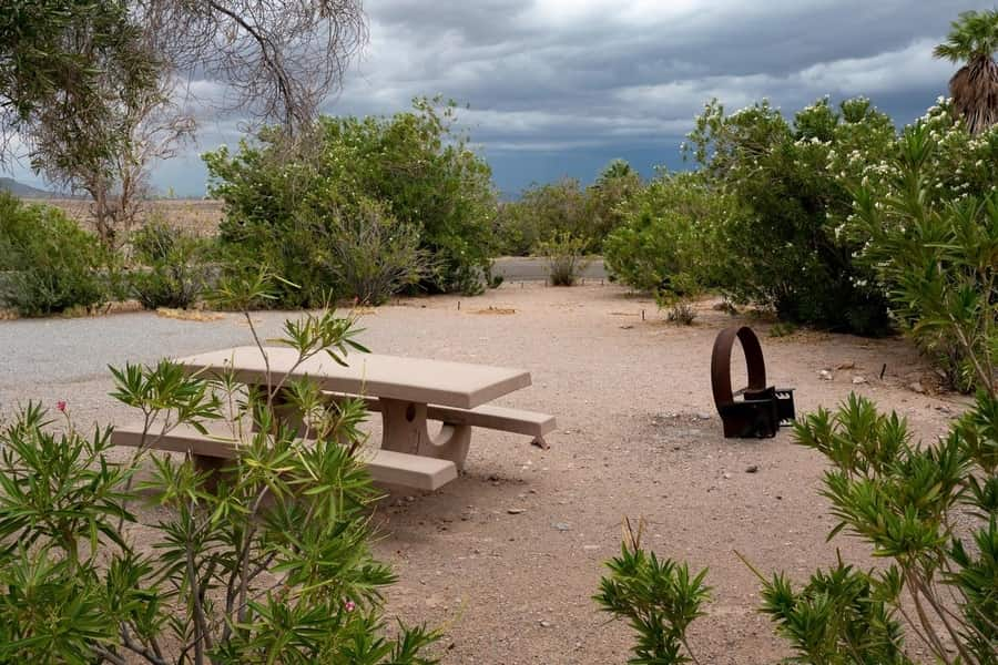Echo Bay Campground, camp near Las Vegas