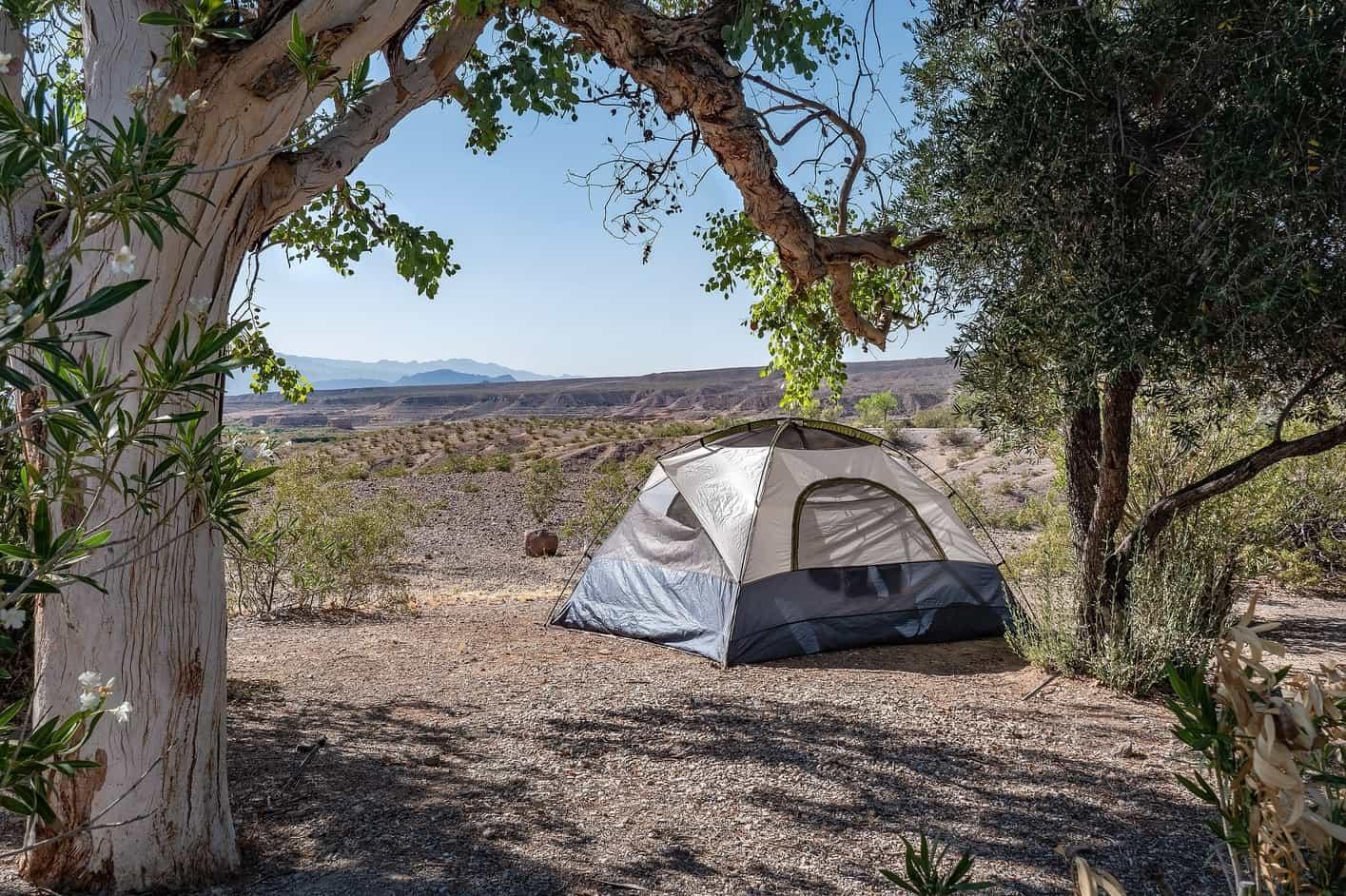 Las Vegas Bay Campground, best camping sites in Las Vegas, NV