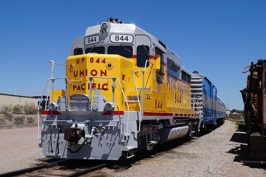 Nevada Southern Railroad Museum, things to do near the Hoover Dam