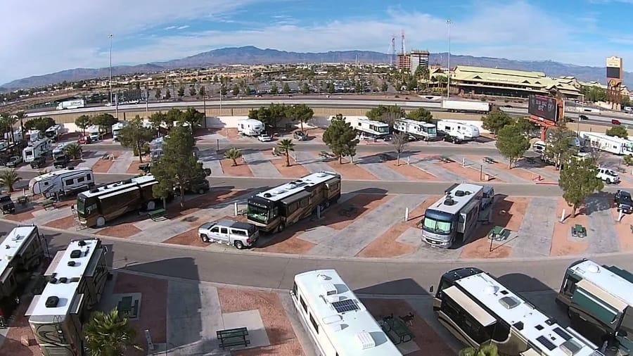 Oasis Las Vegas RV Resort, RV park near Las Vegas Strip