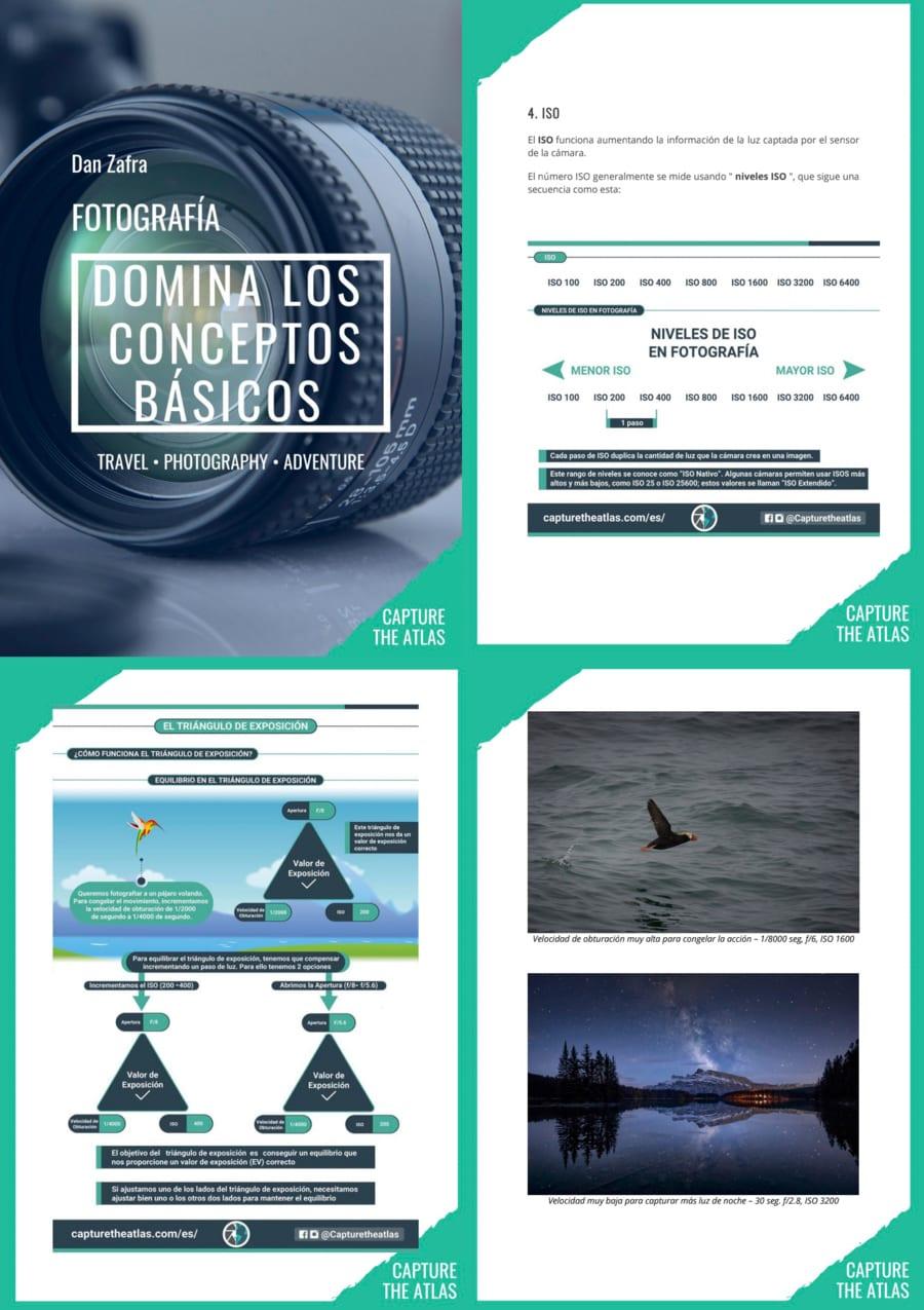 curso fotografía gratis en PDF