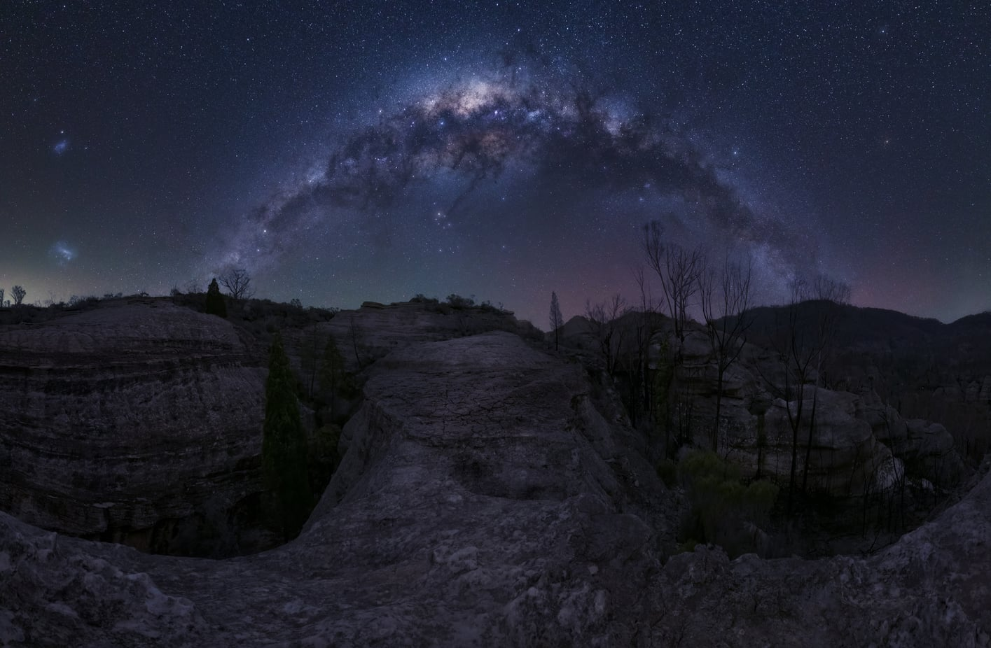 Best places to see the Milky Way in Australia