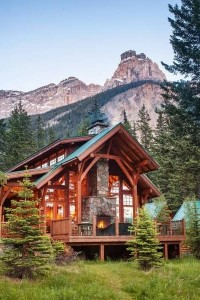 Cathedral Mountain Lodge Yoho National Park